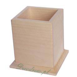 Drewniany kubek stolarstwo produkcja decodrew