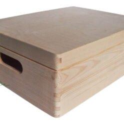 Produkcja skrzyń drewnianych decodrew.