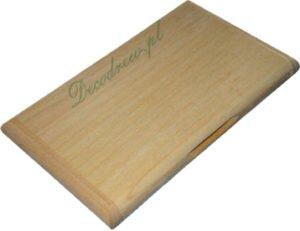 Wooden boxs decodrew