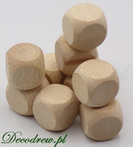 Wood board games dice manufacturing