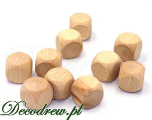 Kości do gier planszowych produkcja innych elementów drewnianych