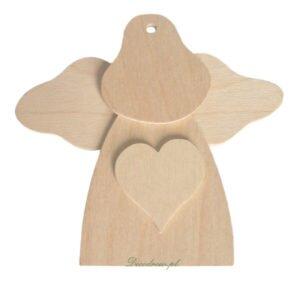 Aniołek z sercem