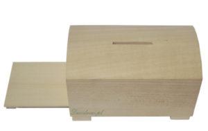 Produkcja skarbonek drewnianych decodrew