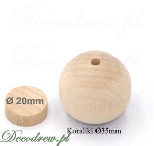 Toczenie usługowe, produkcja i sprzedaż korale drewniane hurtownia decoupage.