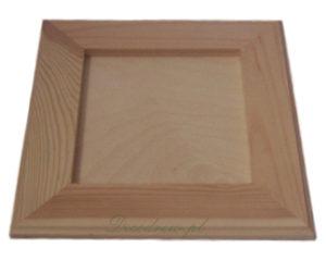 Produkcja ramek drewnianych