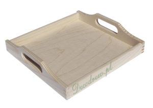 Tacki drewniane produkcja decodrew
