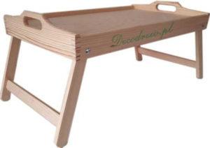 Produkcja tac drewnianych i tacek, decodrew.