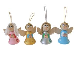 Ozdobne aniołki