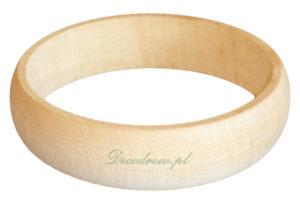 Decodrew tokarstwo w drewnie, biżuteria drewniana.