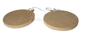 Produkcja biżuteri drewnianej regionalnej góralskiej. Rekodzieło decoupage decodrew.