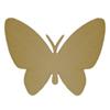 Wycinanki laserowe ze sklejki Motyl