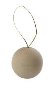 Bombki drewniane dekoraćje świateczne tokarstwo w drewnie decodrew