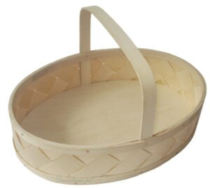 Produkcja koszyków drewnainych decodrew