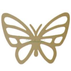 Motylek ażurowy wycinanki laserowe