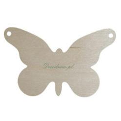 Motyl do zwieszania wycinanki laserowe