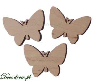 Wycinanka laserowa motyl. Produkcja dekoracji ze sklejki