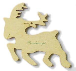 Ozdoby świąteczne produkcja wycinanek ze sklejki Decodrew.