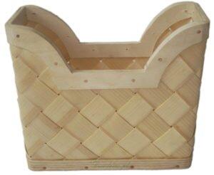 Pojemnik na serwetki drewno decoupage producent