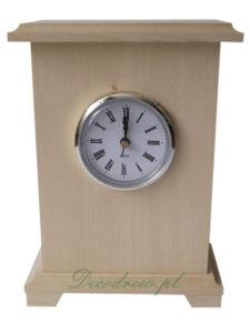 Produkcja zegarów drewnianych decoupage stolarstwo decodrew