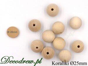 Produkcja usługowa sprzedaż detaliczna i korale drewniane hurtownia.