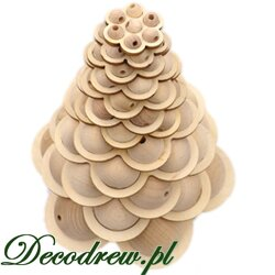 Zajmujemy się produkcją toczonych elementów drewnianych takich jak kulki oraz koraliki drewniane z otworem do nawlekania.