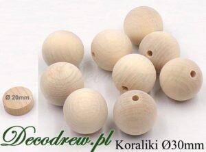 koraliki drewniane producent